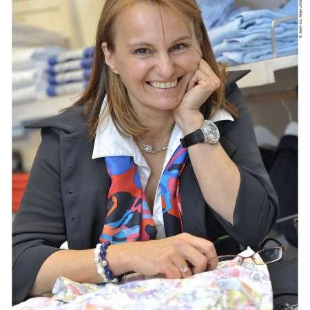 Agnès Sarah : Direction Générale / industrie, BtoB et Retail - Chief Covid Officer