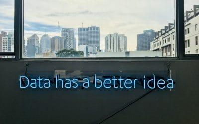 La gouvernance des données pour révéler le potentiel de vos datas…